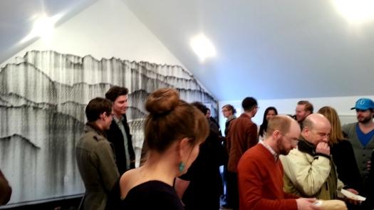 Opening reception for 66B Project 1: Nika Blasser