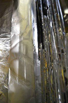 silver walls (photo documentation)
